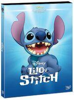 Lilo & Stitch DVD Mexico