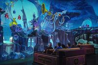 M&mrr underwater scene