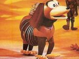 Slinky Dog Costumes Through the Years