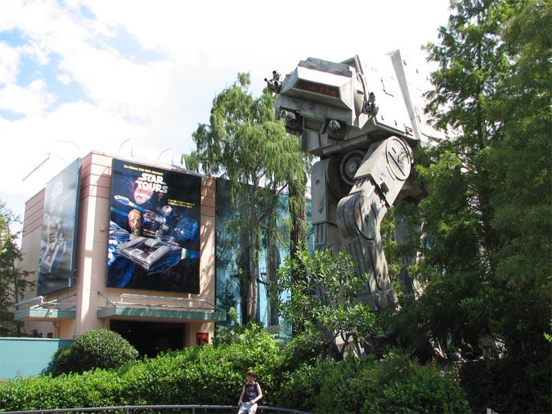 Star Tours At Disneys Hollywood Studios