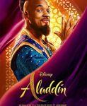 Aladdin 2019 - Genie poster