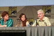 Cat Taber-Comic Con 2011