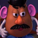 El Sr. Patata perfil
