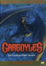 Gargoyles Season1