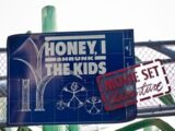 Honey, I Shrunk the Kids: Movie Set Adventure