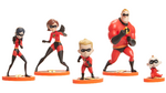 Incredibles 2 mini figures 1