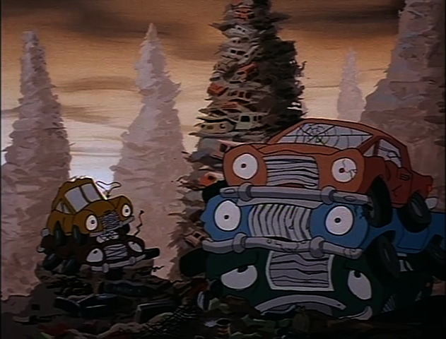 Junkyard Cars | Disney Wiki | FANDOM powered by Wikia