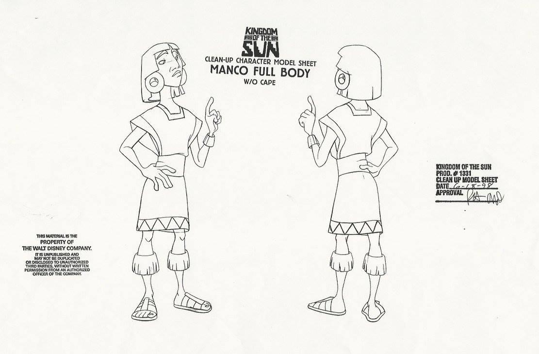Kuzco, l'Empereur Mégalo [Walt Disney -2001] - Page 6 Latest?cb=20200221214504