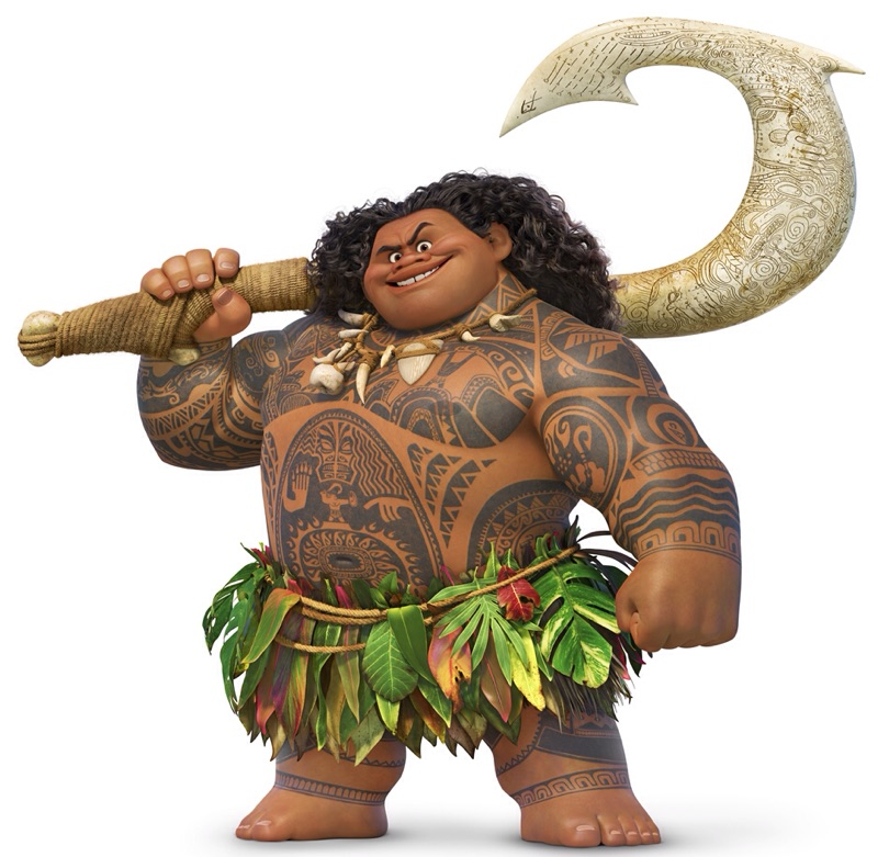 Image result for cartoon picture maui