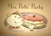 Mrs. Potts'-Party