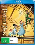 Peter Pan 2013 AUS Blu Ray