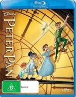 Peter Pan 2013 AUS Blu Ray