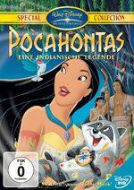 Pocahontas 2005 Germany DVD