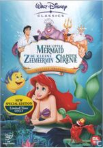 The Little Mermaid 2006 Dutch DVD