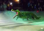 Tick-Tock Croc on Ice