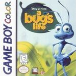 ABugsLife Game Boy Color game