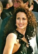 Andie MacDowell Cannes