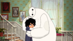 Baymax and Hiro 15