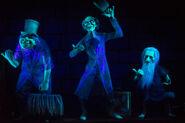 Beware Hitchhiking Ghosts Disney World Haunted Mansion Magic Kingdom -X2