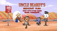 Cereal Fugitives - Uncle Beardy