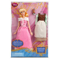 Cinderella Singing Doll and Costume Set Boxed