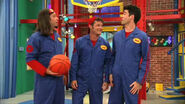Imagination Movers Slam Dunk Solution