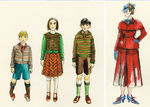 MPR Mary Poppins and Banks children concept
