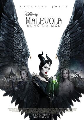 Malévola - Dona do Mal Novo Cartaz 02