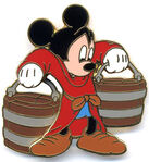 Mickey Buckets