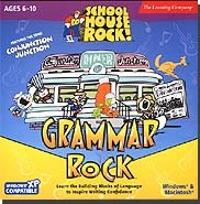 Schoolhouse rock grammar rock cd rom
