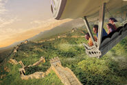 Soarin China Great Wall