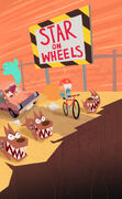 Star on Wheels poster