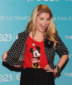 Stefanie Scott D23 Expo