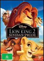 The Lion King II 2015 AU