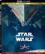 The Rise of Skywalker 4K Ultra HD Ultimate Collectors Edition