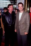Tim Allen and Tom Hanks Toy Story premiere