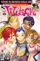 Witch cover 134r