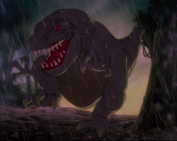 Тираннозавр - Фантазия