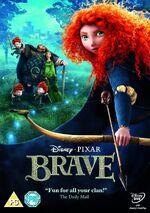 Brave UK DVD