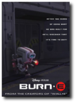 Burne poster