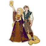 Disney Fairytale Designer Collection Limited Edition Pin Set Tangled