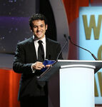 Fred Savage speaks at Writers Guild Awards