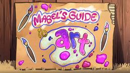 GF Short11 Mabel's kunst cursus