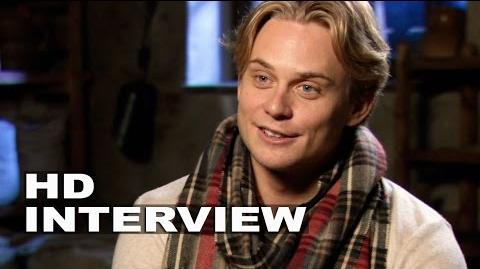 """Into the Woods Billy Magnussen """"Rapunzel´s Prince"""" Behind the Scenes Movie Interview"""