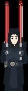 Jedi Knight Byzantinefire