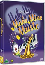 Make Mine Music 2015 Scandanavia DVD