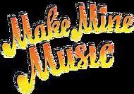 Make Mine Music Logo