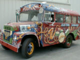 The Electric Mayhem Bus