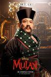 Mulan (2020) - The Emperor of China 2
