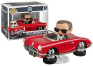 POP! RIDES - Agents Of S.H.I.E.L.D. - Director Coulson with Lola